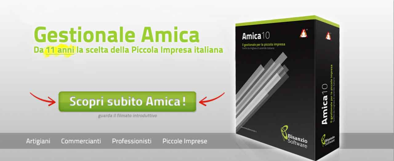 Gestionale Amica
